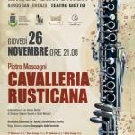 Borgo San Lorenzo – Stagione lirico sinfonica – Cavalleria Rusticana di Pietro Mascagni