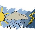 Meteo – il tempo rimarrà incerto anche nei prossimi giorni. E soprattutto….freddo per la stagione