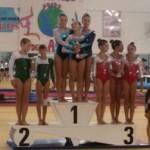 Mugello 88 – Ancora soddisfazioni dalle sue ginnaste. Ottime affermazioni nelle gare regionali