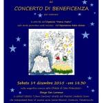 Borgo San Lorenzo – Concerto di beneficienza in favore di Operazione Mato Grosso