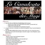 """A Borgo San Lorenzo la sesta edizione della """"Cavalcata dei Magi"""""""