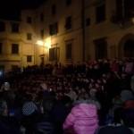 Borgo San Lorenzo – Un bellissimo successo per i cori natalizi nel centro storico