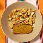 Rubrica cucina – Polpettone di lenticchie rosse