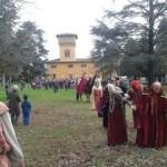 Borgo San Lorenzo – Cavalcata dei magi – Nonostante la pioggia un bellissimo spettacolo