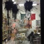 Firenze – Raid contro la libreria di Casapound – Sono in corso le indagini della Digos