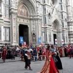 Firenze rinnova l'antica tradizione della Cavalcata dei Magi