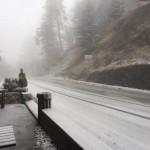Neve al Passo della Colla – Situazione meteo e viabilità