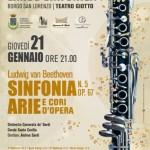 Borgo San Lorenzo – Terzo appuntamento della III Stagione Lirico-Sinfonica