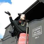 Mugello – Arriva la Befana anche sul treno a vapore