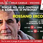 VICCHIO – Al Circolo ARCI delle Caselle si parla della Centrale a Biomasse di Petrona