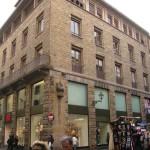 FIRENZE – Ad una società del gruppo Benetton l'immobile della Borsa Merci