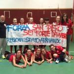 MUGELLO SPORT – Volley – Giovedi finale d'andata per la Polisportiva San Piero a Sieve Under 13