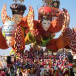 TOSCANA – Il Carnevale di Viareggio fa parte dell'identità della Toscana