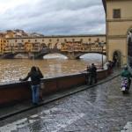 METEO – In nottata è salito il livello di piena dell'Arno, Ombrone pistoiese, Bisenzio e Elsa