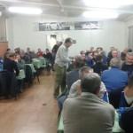 """RUFINA – Calcio dilettantistico  – Ieri sera la """"magiatoia"""", organizzata da Radio Mugello"""