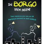 """BORGO SAN LORENZO – Come ogni mercoledi la consueta """"Corri in Borgo """""""