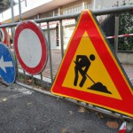 BARBERINO DI MUGELLO – Località Cornocchio attenzione ai lavori in corso