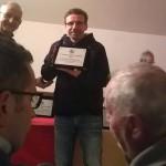 BORGO SAN LORENZO – Premiata l'Atletica Marciatori Mugello per i risultati del 2015