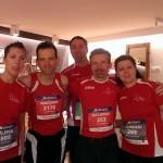 Buona prestazione dell'Atletica Marciatori Mugello alla Maratona di Barcellona