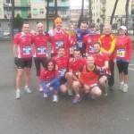 MUGELLO SPORT – Un'altra bella gara dell'Atletica Marciatori Mugello alla mezza maratona di Scandicci