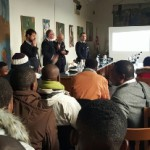 BORGO SAN LORENZO – Migranti a lezione di educazione stradale