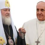 Lo storico incontro tra Papa Francesco e il Patriarca Kirill  – Il testo della dichiarazione comune