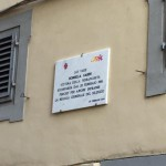 FIRENZE – Una targa per ricordare il coraggio di Rossella Casini vittima della 'ndrangheta