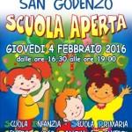 """SAN GODENZO – Un Open Day per conoscere la """"Scuola Senza Zaino"""""""