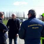 Barberino di Mugello – Le immagini dell'esercitazione che la Protezione civile dei centri intercomunali di Mugello, Arno Sud-Est, Colli fiorentini e Sesto Fiorentin