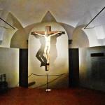 SCARPERIA SAN PIERO A SIEVE – Un successo per le visite guidate al Convento di Bosco ai Frati