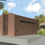 Borgo San Lorenzo – La nuova Chiesa di Sagginale