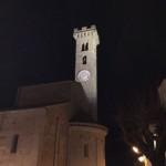 FIESOLE – ENEL Sole illumina il dipinto della Porta Santa