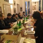 MARRADI – Il Sindaco Triberti a Berlino per promuovere il progetto Romagna Toscana