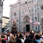 """Firenze – Messa a punto la macchina della sicurezza per lo """"Scoppio del carro"""""""