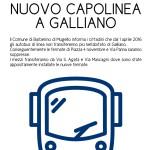 Barberino di Mugello – A Galliano, nuove fermate per gli autobus di linea