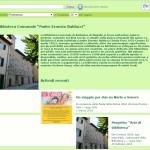 BARBERINO DI MUGELLO – Nuova pagina web per la biblioteca comunale consultabile dal proprio pc di casa, smartphone o ipad.