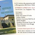 """Vicchio – Casa di Giotto – Una mostra e la presentazione del libro """"Gli artisti del Mugello"""""""