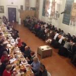 """Tutto esaurito per la rievocazione della """"Cena Ebraica"""" al Villaggio San Francesco di Scarperia"""