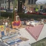 """BORGO SAN LORENZO – Oggi il mercatino """"Dalla soffitta alla cantina"""""""