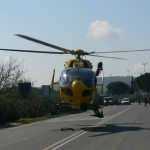 Deceduto il giovane ferito gravemente nell'incidente stradale a Mattagnano