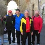 Ottima prestazione dei runners dell'Atletica Marciatori Mugello alla STRASIMENO, l'ultramaratona del Parco del Trasimeno