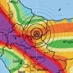 Molise – Forte scossa di terremoto 3.7
