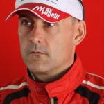Max Mugelli sulla Aston Martin Vantage GT3 con Francesco Sini nel Campionato Italiano GT