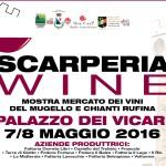 Scarperia – Maggio inizia con il buon vino.