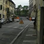 Borgo fa acqua – Alcuni guasti all'acquedotto nel centro abitato di Borgo San Lorenzo