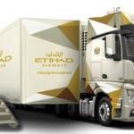 """Firenze – Etihad Airways atterra a Firenze per presentare la sua """"Mobile Product Exhibition"""""""