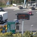 Autostrada A1 – Prevista la chiusura del casello di Firenze Impruneta