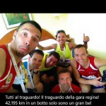 Mugello Sport – Ancora una bella prova dell'atrletica Marciatori – Questa volta alla Maratona di S. Antonio