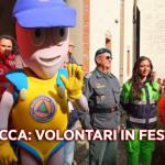 A Lucca il Volontariato in festa