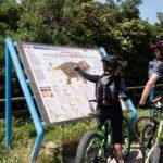 Bikemood – Adrenalina pura percorrendo Via dei Cavalleggeri sulla costa tirrenica fra Baratti e Piombino